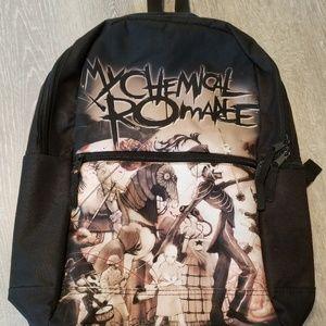 MCR backpack